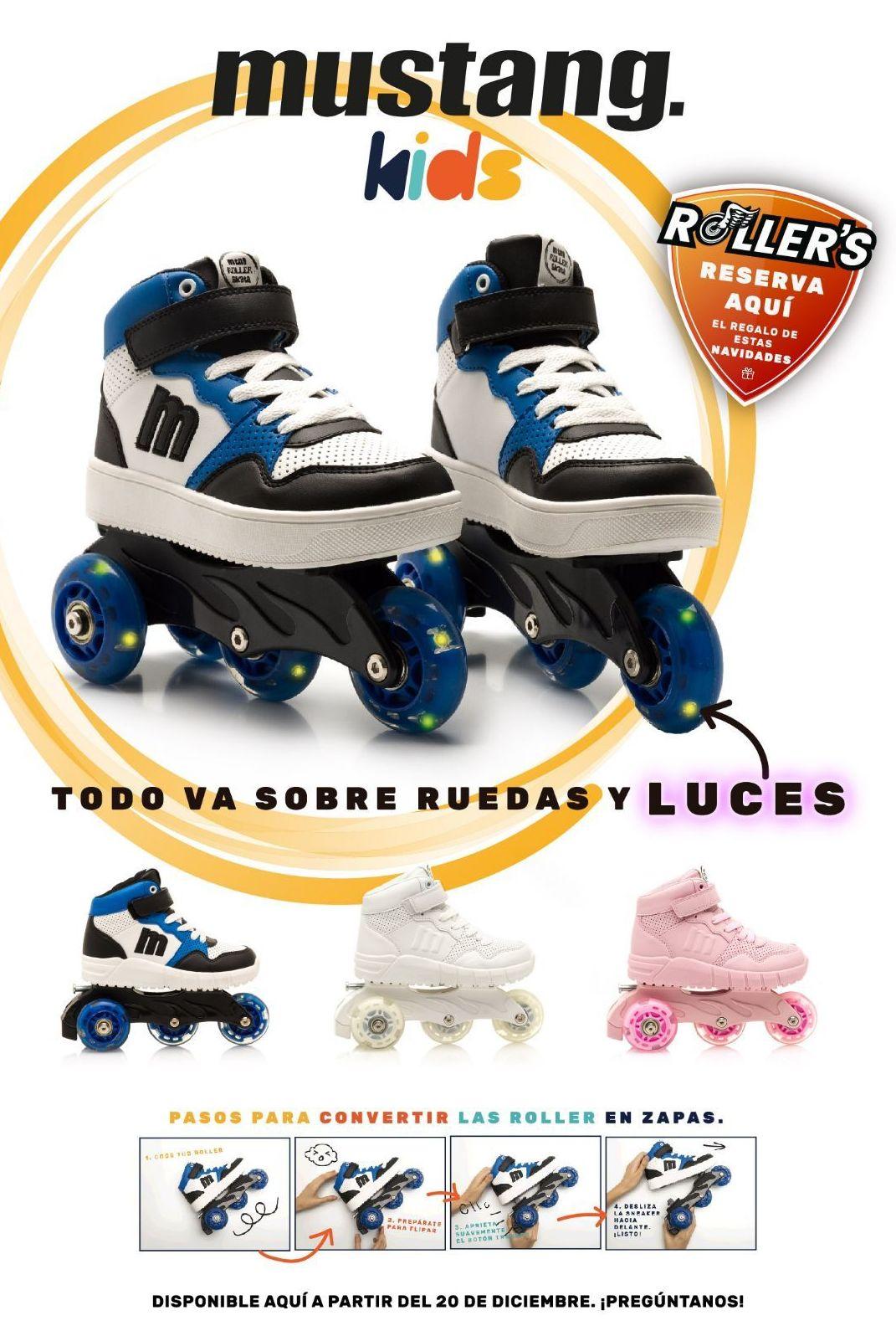 Ofertas de ruedas para zapatillas.