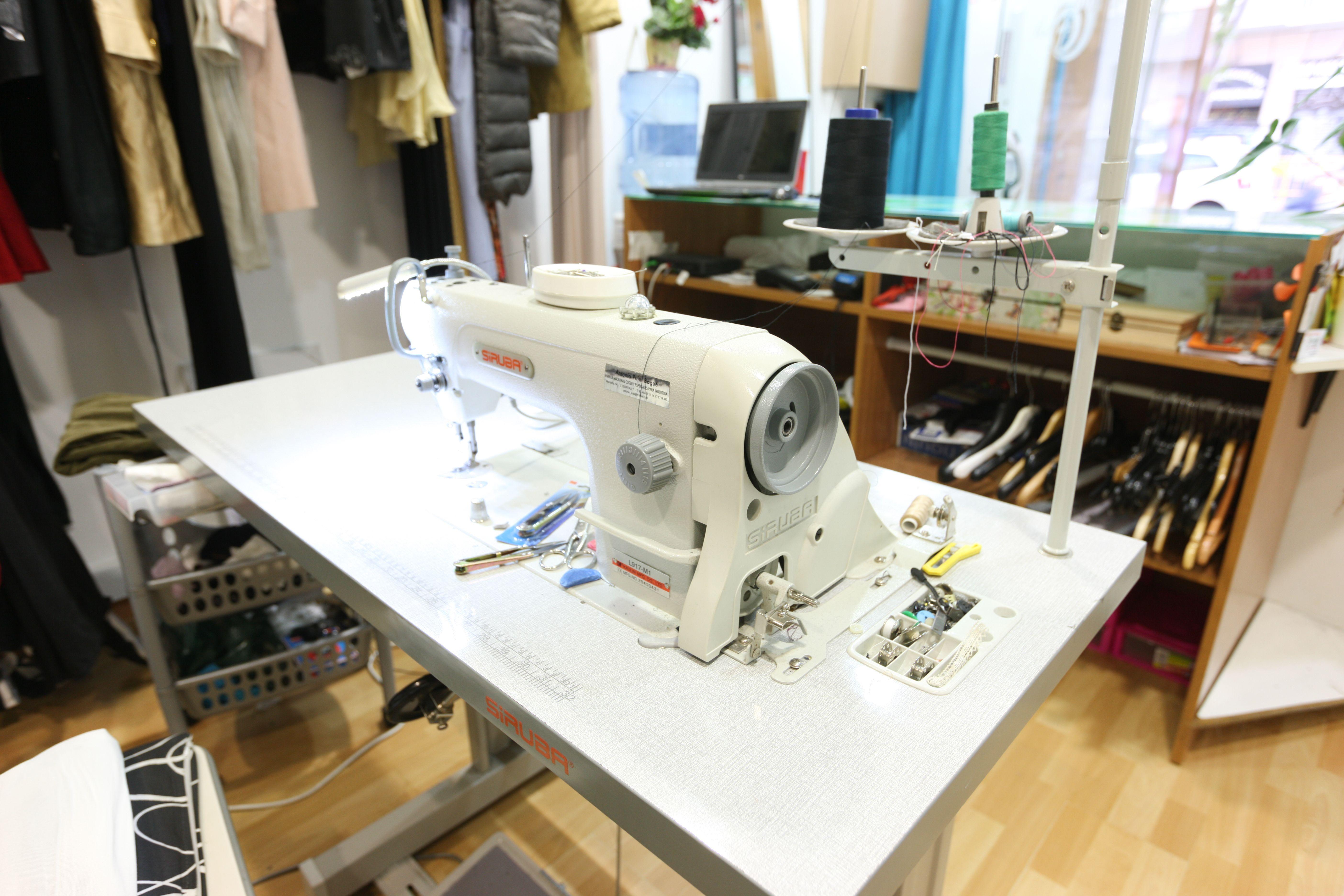 Máquina de coser Arreglos de Primera