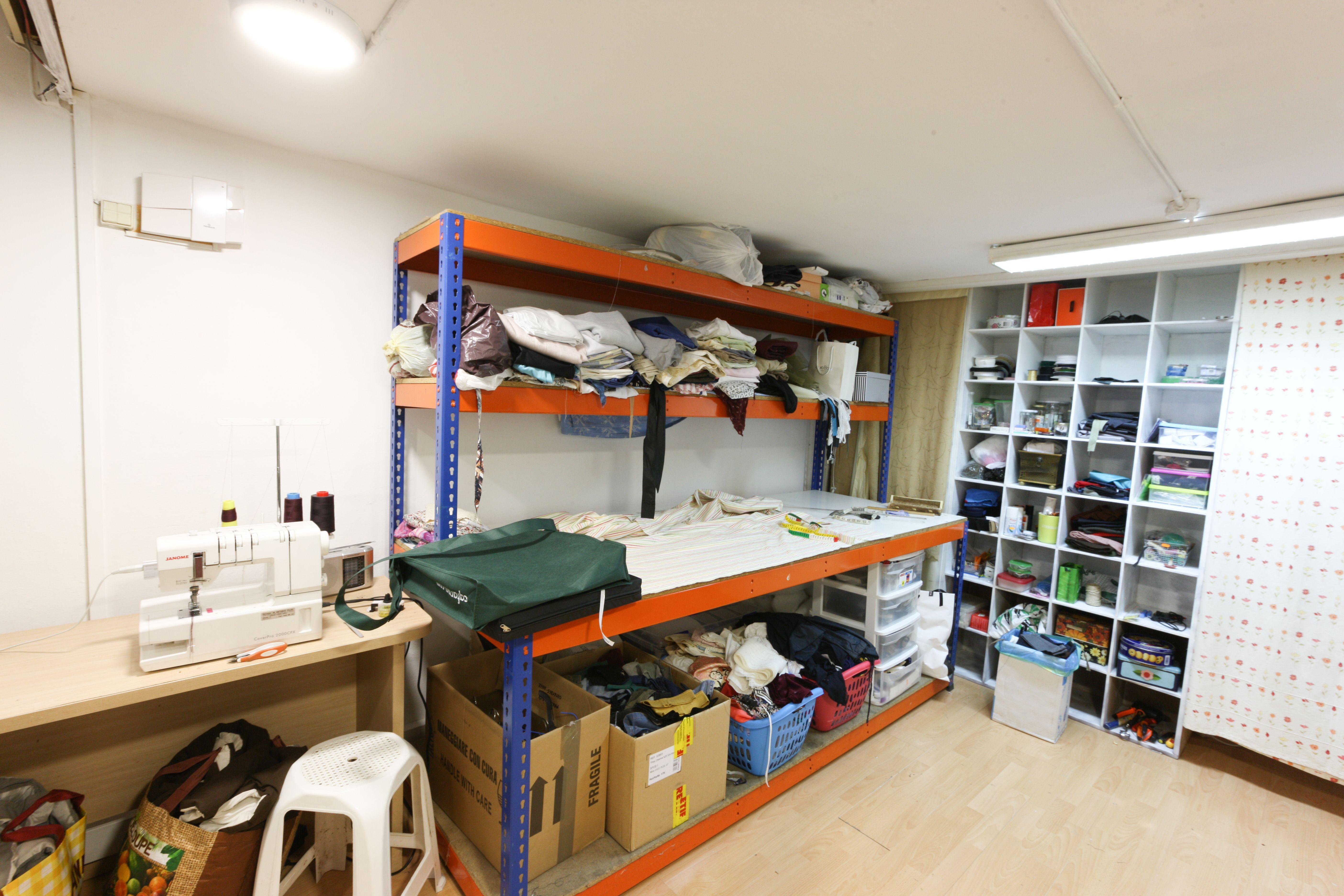 Zona almacenaje Arreglos de Primera