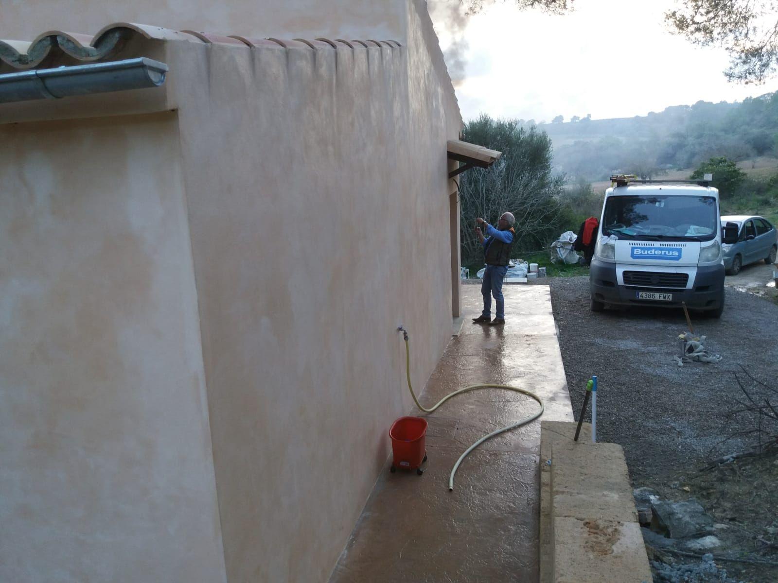 Instaladon calefacción en Palma de Mallorca