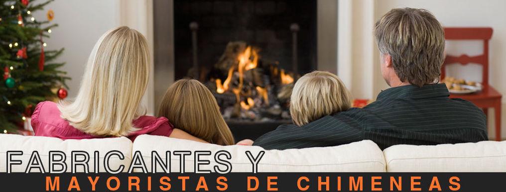fabricantes y mayoristas de chimeneas en Toledo y Valdemoro