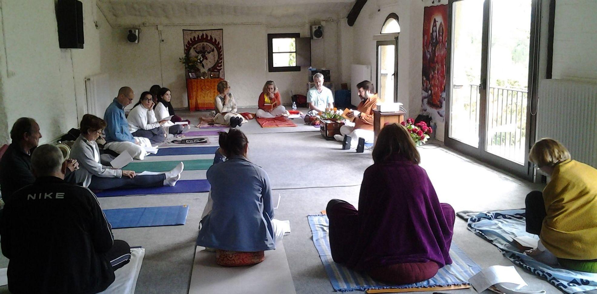 Cursos de yoga en Barcelona