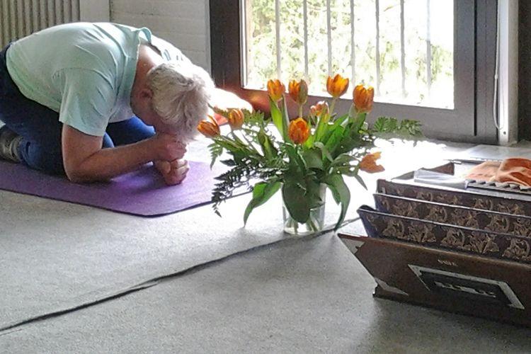 Retiro Bhakti Yoga  abril 2016