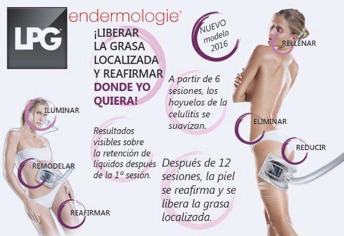 LPG: Tratamientos de Cristina Hernández Peluquería y Estética