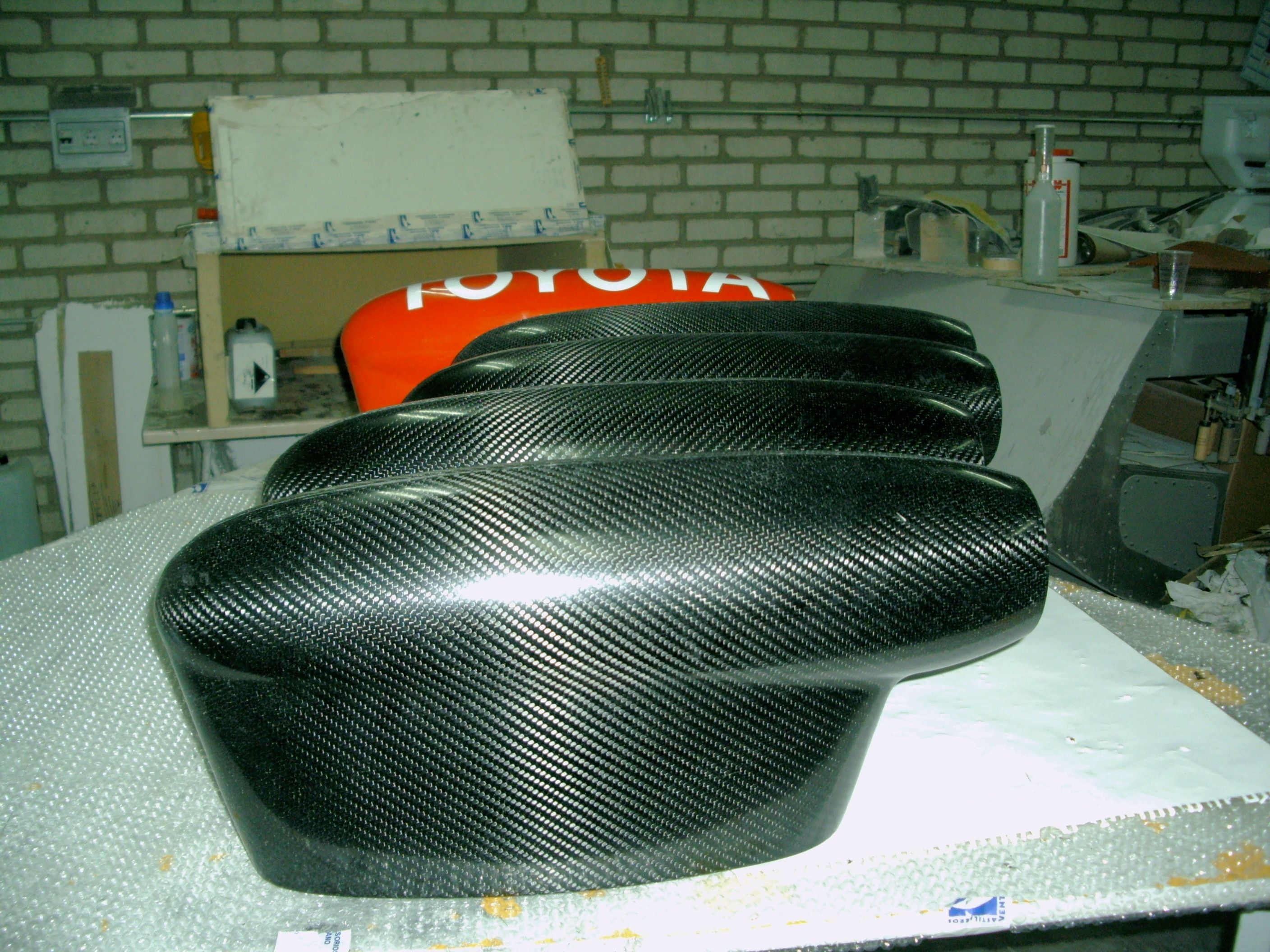 Airbox S-3 carbono