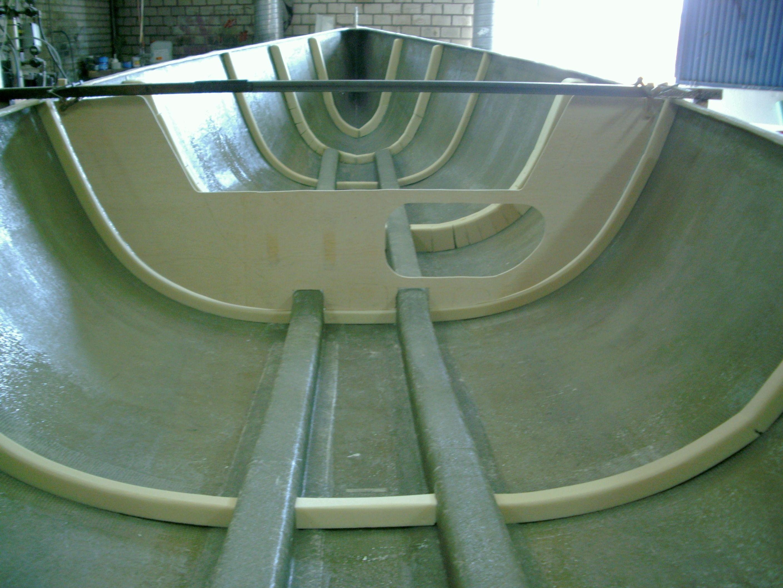 Fabricación velero 9M