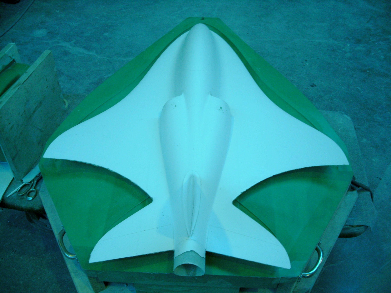 Prototipo avión RC