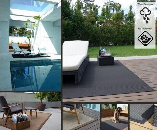 Instalación de tarimas exteriores en Mallorca