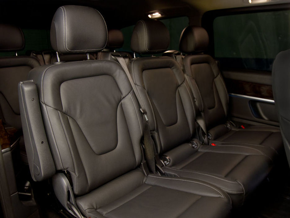 Ample comfort in our rental cars
