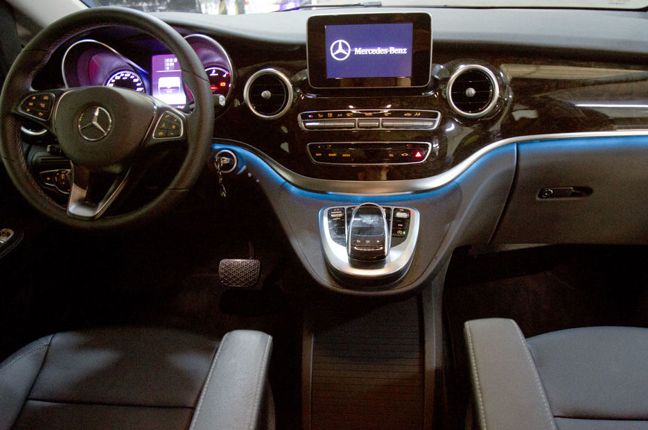 Luxury car rental in Madrid