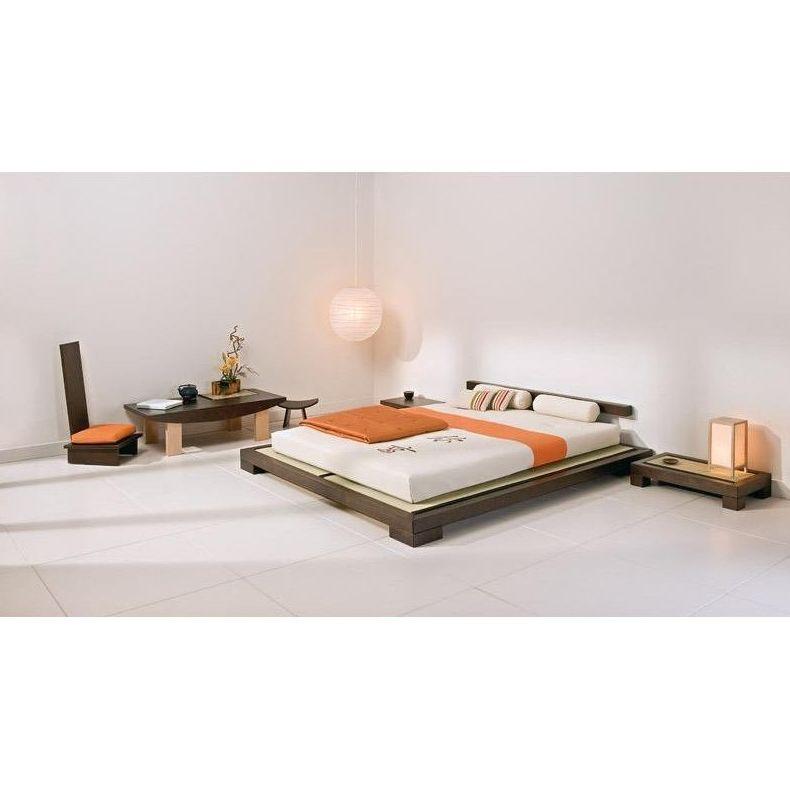 Distintos modelos de camas y tatamis