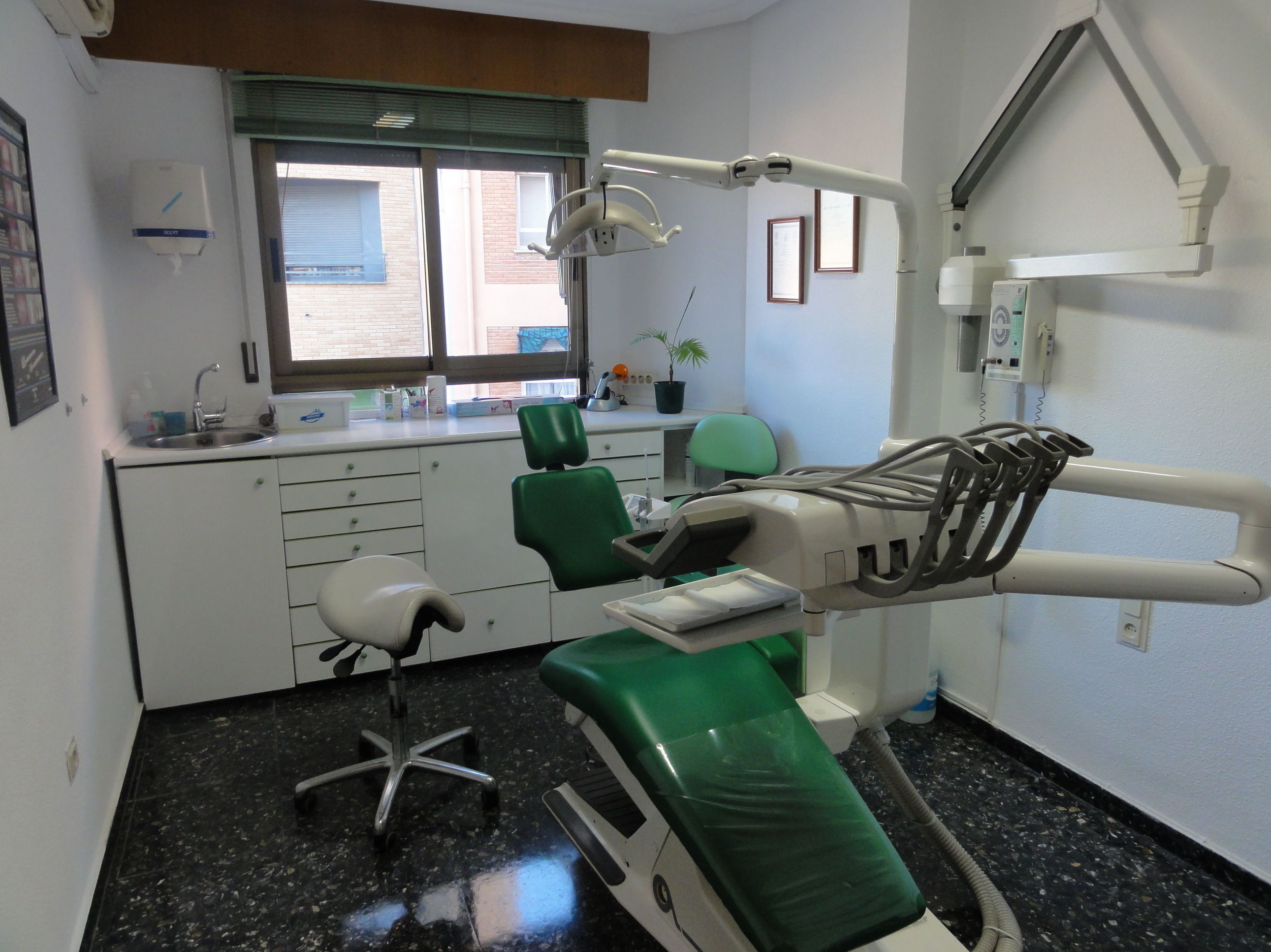 Clínicas dentales albacete