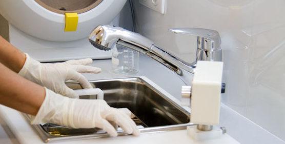 Limpieza de centros de salud