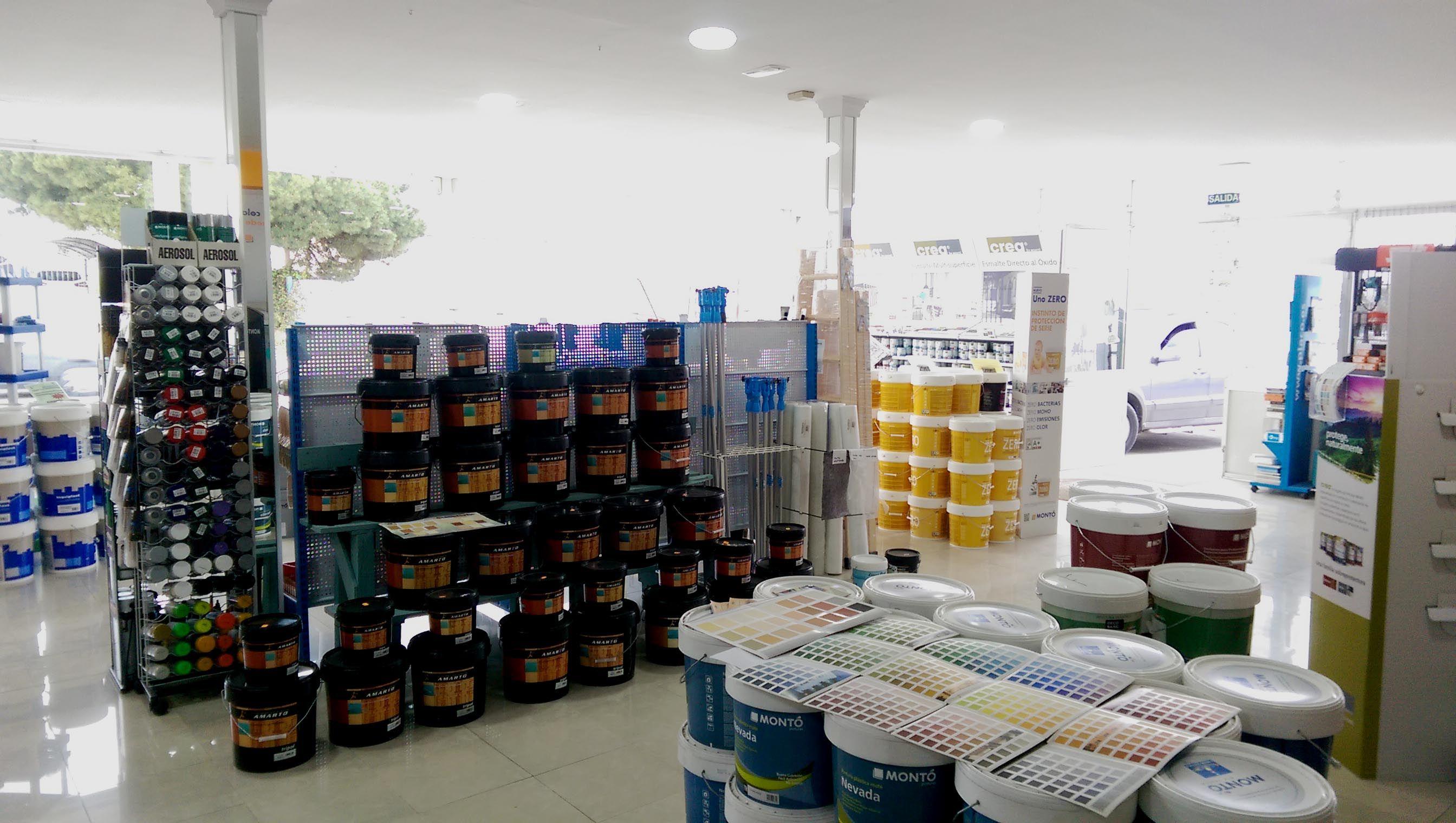 Pinturas impermeabilizantes, antioxidantes... en Sanlúcar de Barrameda