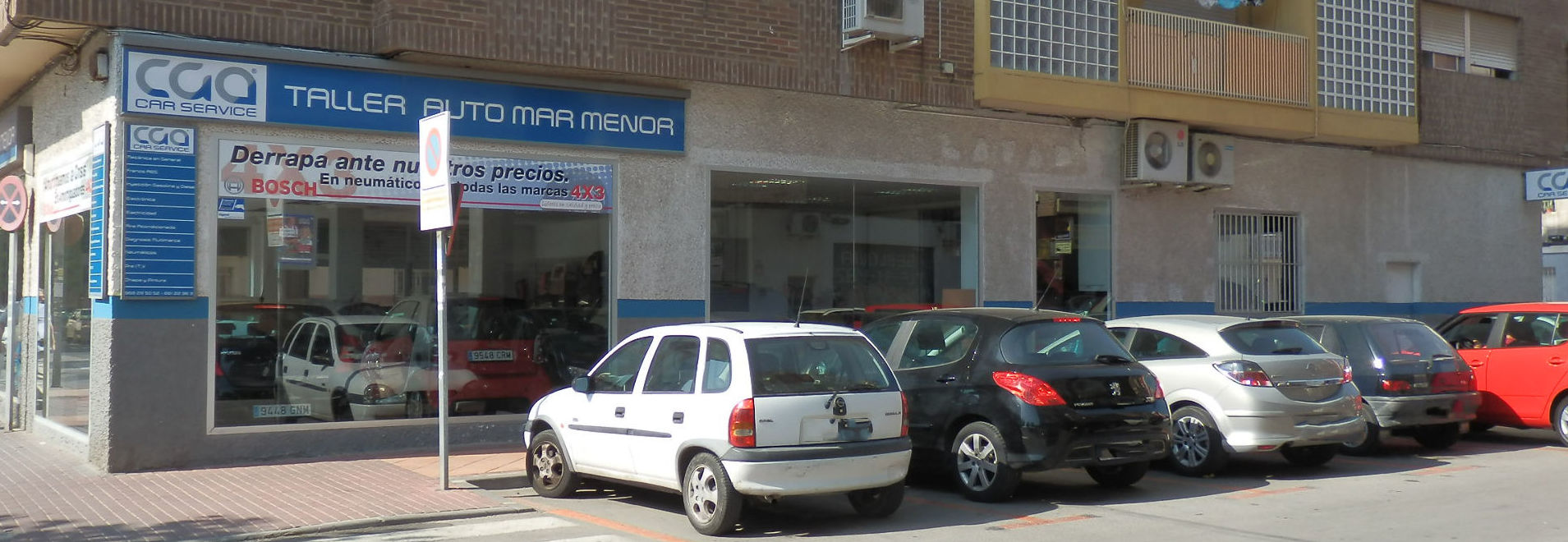 Taller económico en Murcia
