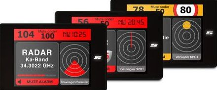 Detectores radar Stinger