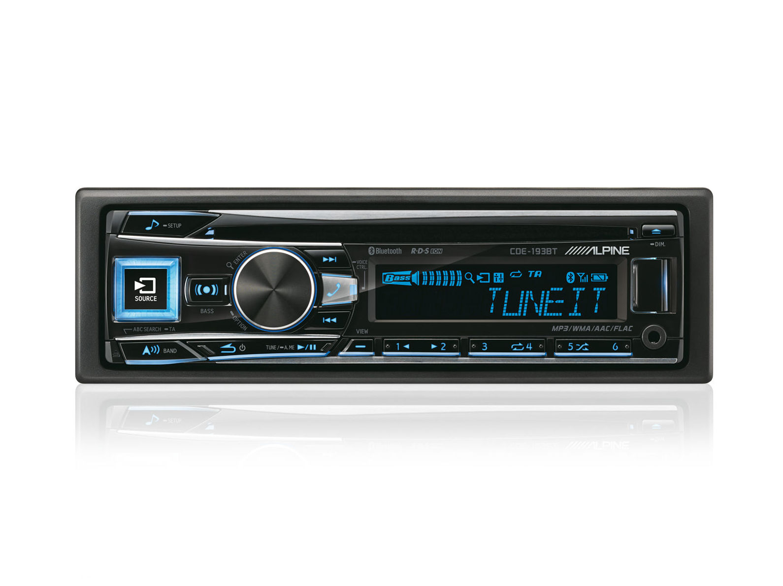 Radio cd ALPINE CDE190R