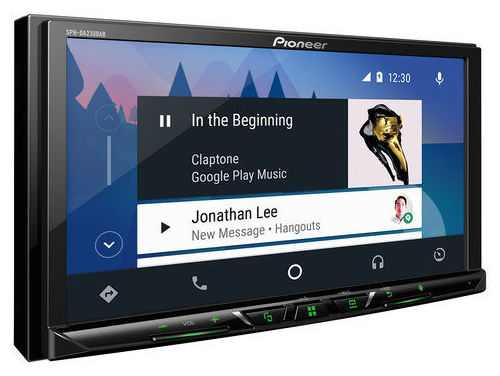 RADIO 2 DIN Multimedia PIONEER CarPlay y Android Auto