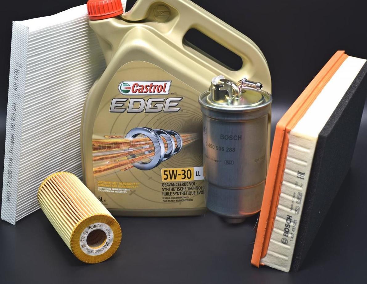 Taller de reparación y mantenimiento del Automóvil. Cambio Aceite y filtros.