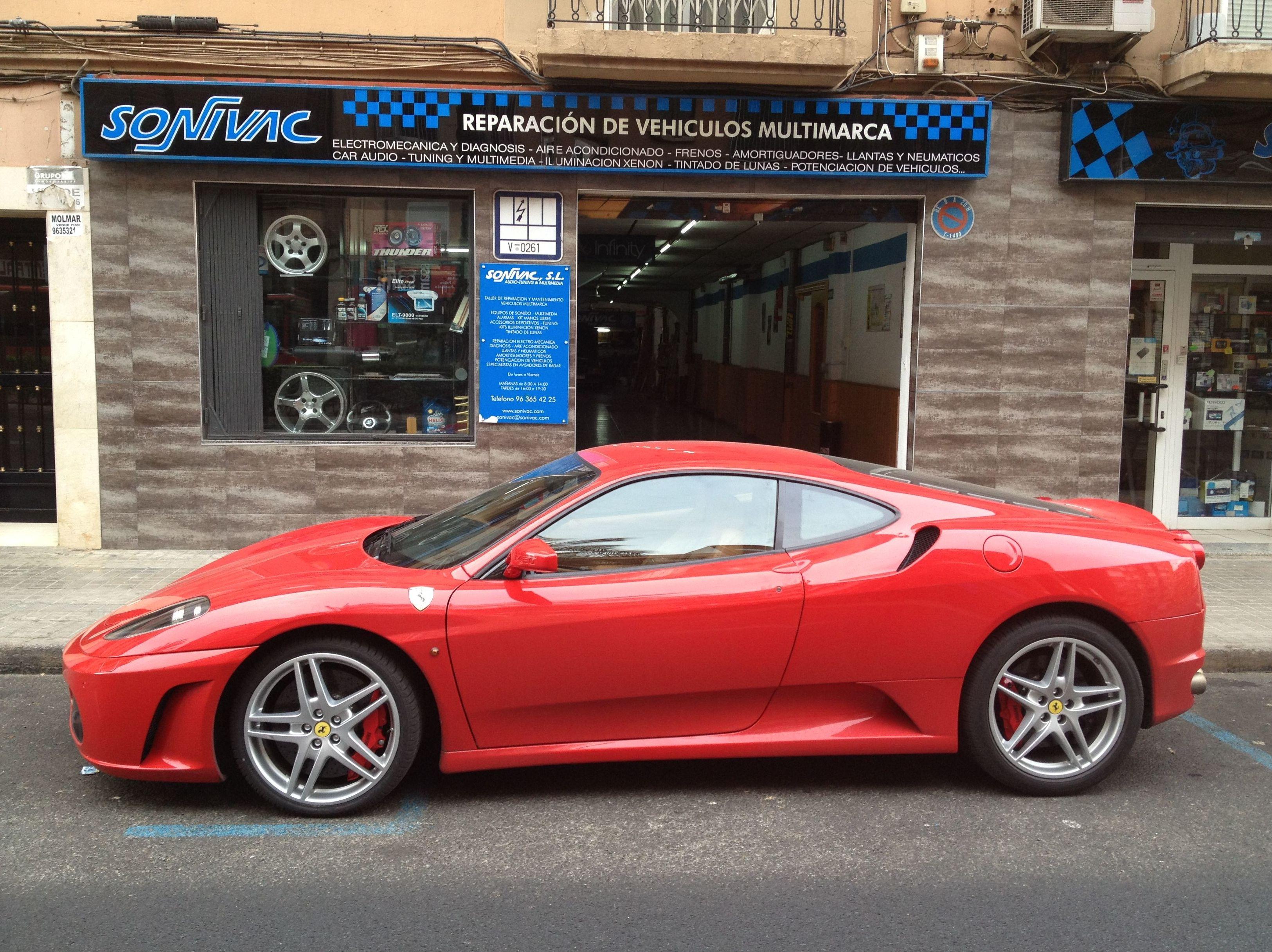 Especialistas en Valencia, reparación y mantenimiento de coches.