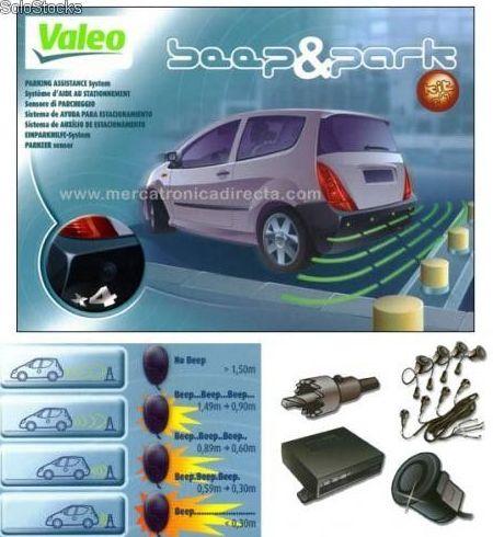 Sensores de aparcamiento, venta y montaje en Valencia. Sonivac, SL.