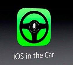 Apple muestra un avance de su nuevo sistema operativo iOS in the Car