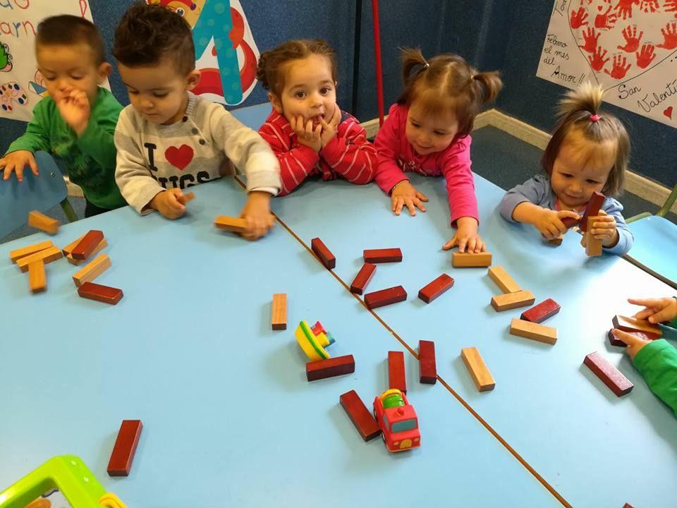 Objetivos de 1 a 2 años: Nuestro Centro Infantil de Centro Educativo Infantil Chicavilla