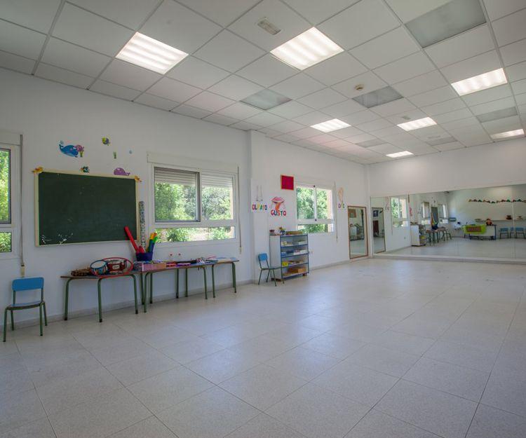 Clases de nuestra escuela infantil en Alhaurín el Grande