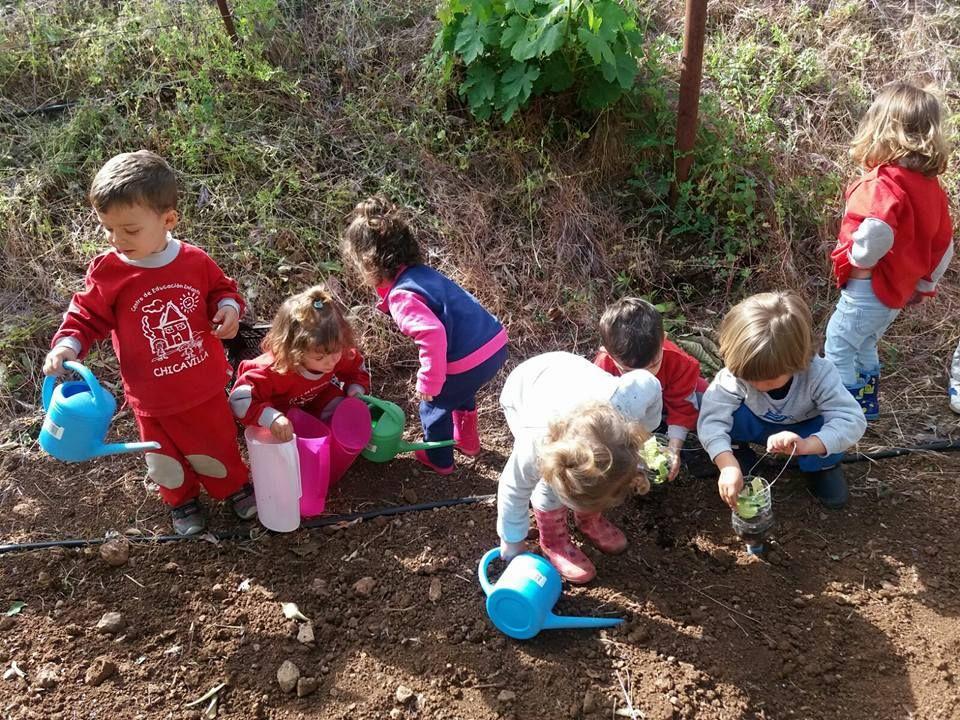 Actividades: Nuestro Centro Infantil de Centro Educativo Infantil Chicavilla
