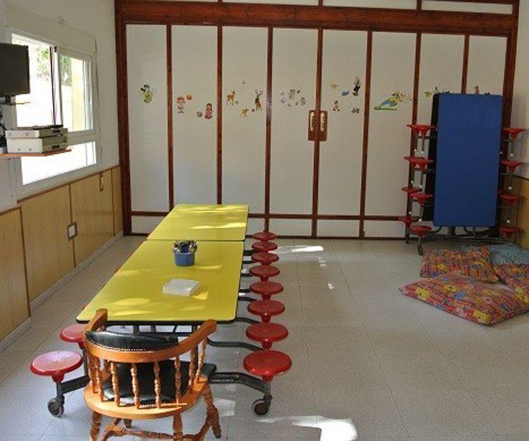 Comedor de nuestro centro de educación infantil en Alhaurín el Grande