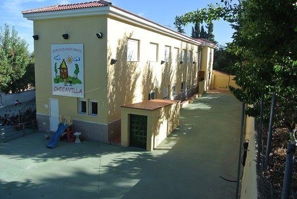 Instalaciones: Nuestro Centro Infantil de Centro Educativo Infantil Chicavilla