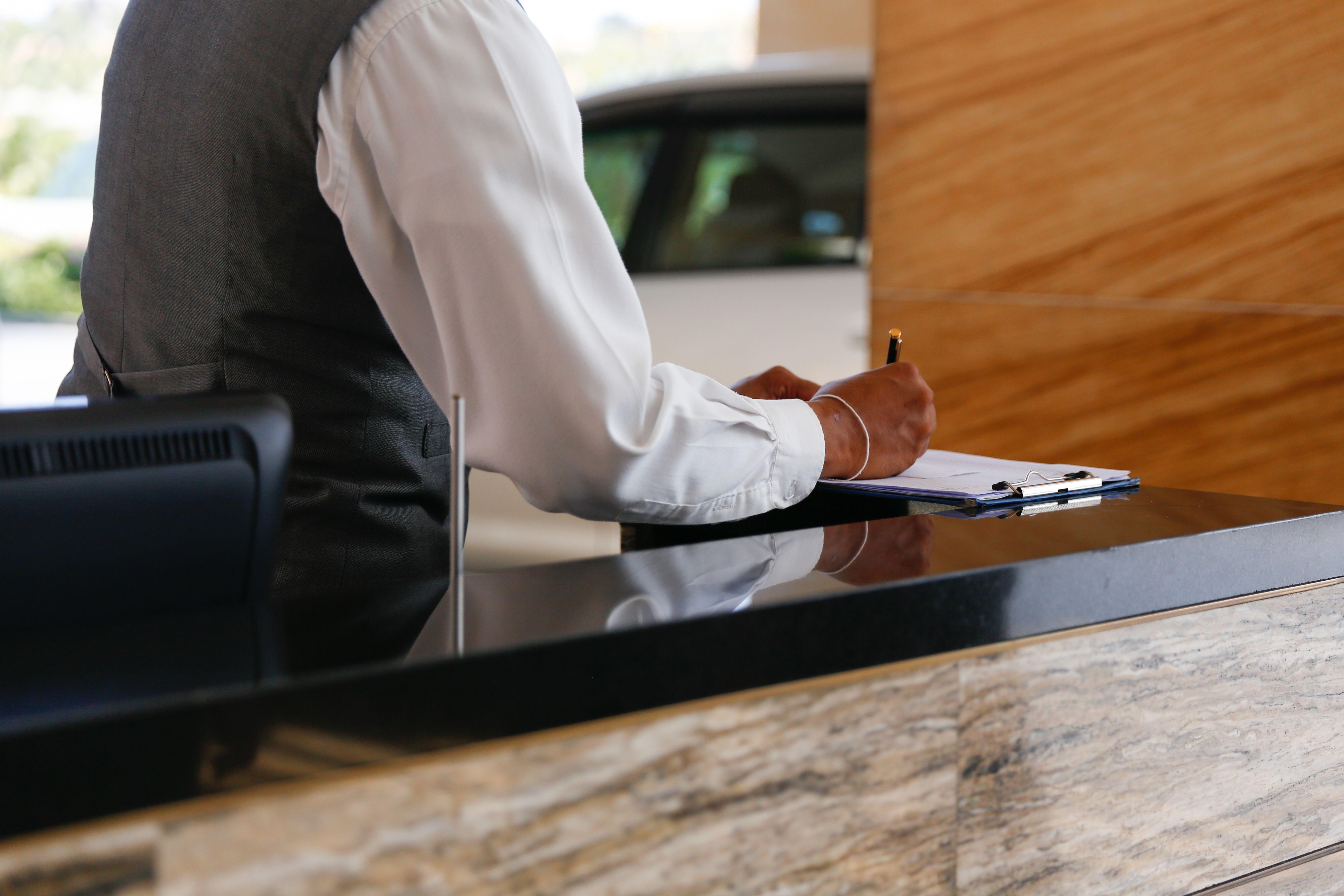 Servicio de conserjería: Servicios de Davicar Gestión de Servicios Integrales