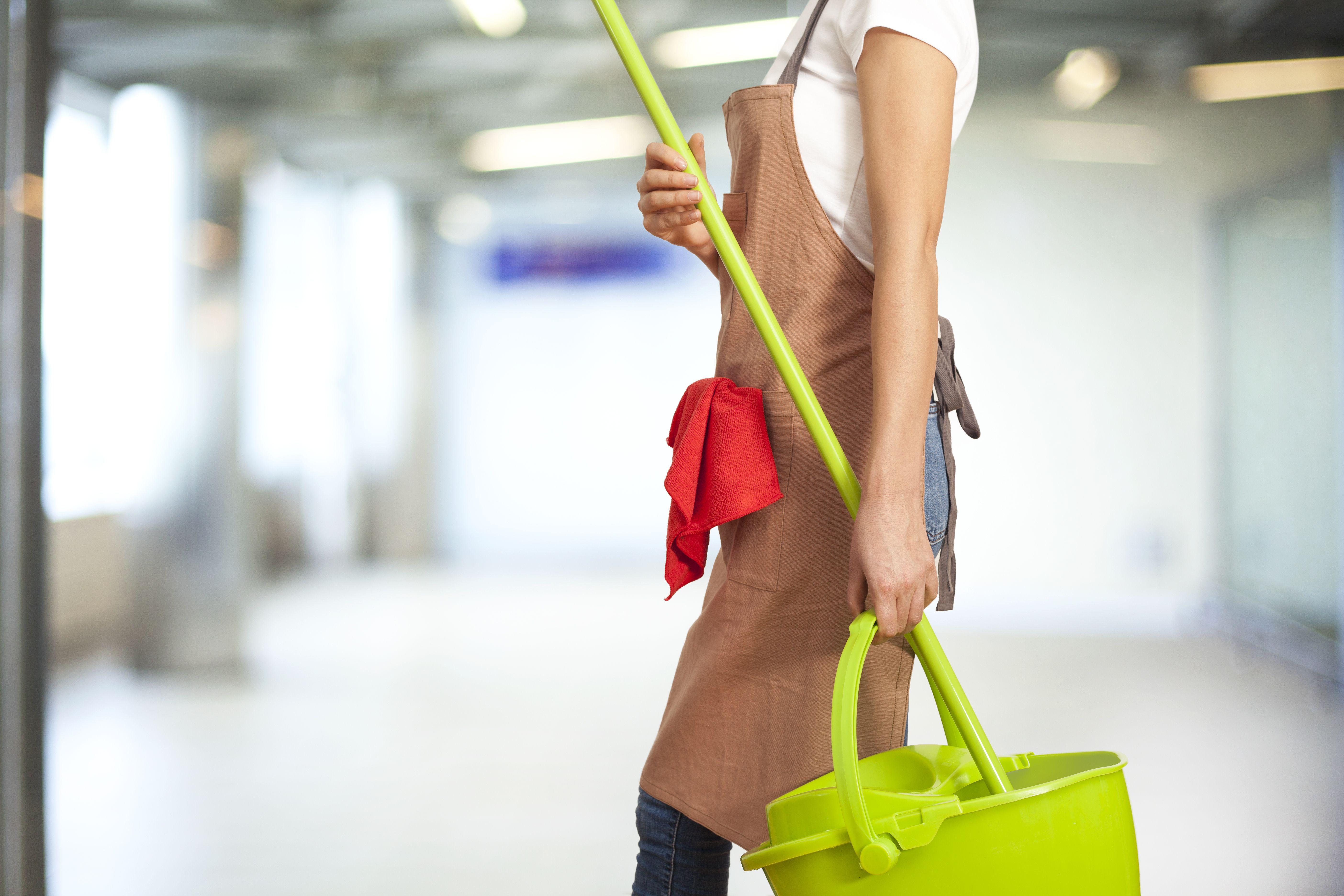 Limpieza y mantenimiento de comunidades de propietarios