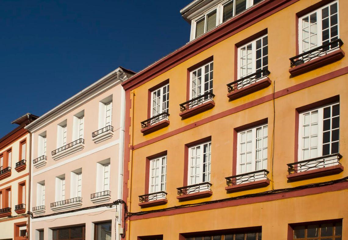 Rehabilitación de fachadas: Servicios de Aquacero