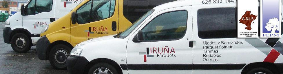 Foto 1 de Parquets y revestimientos de suelo en Pamplona / Iruña | Iruña Parquets