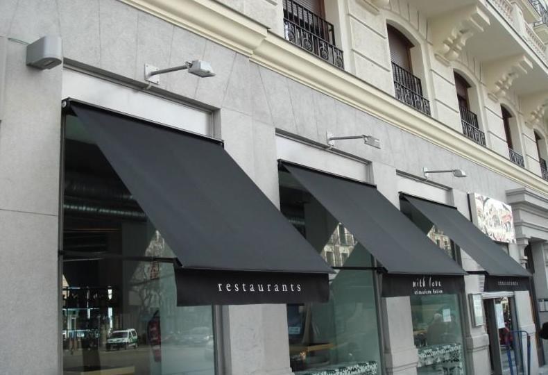 Instalación de toldos Alicante | Toldos Vicente