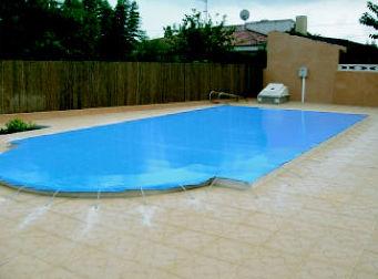 Cubiertas para piscinas en Alicante