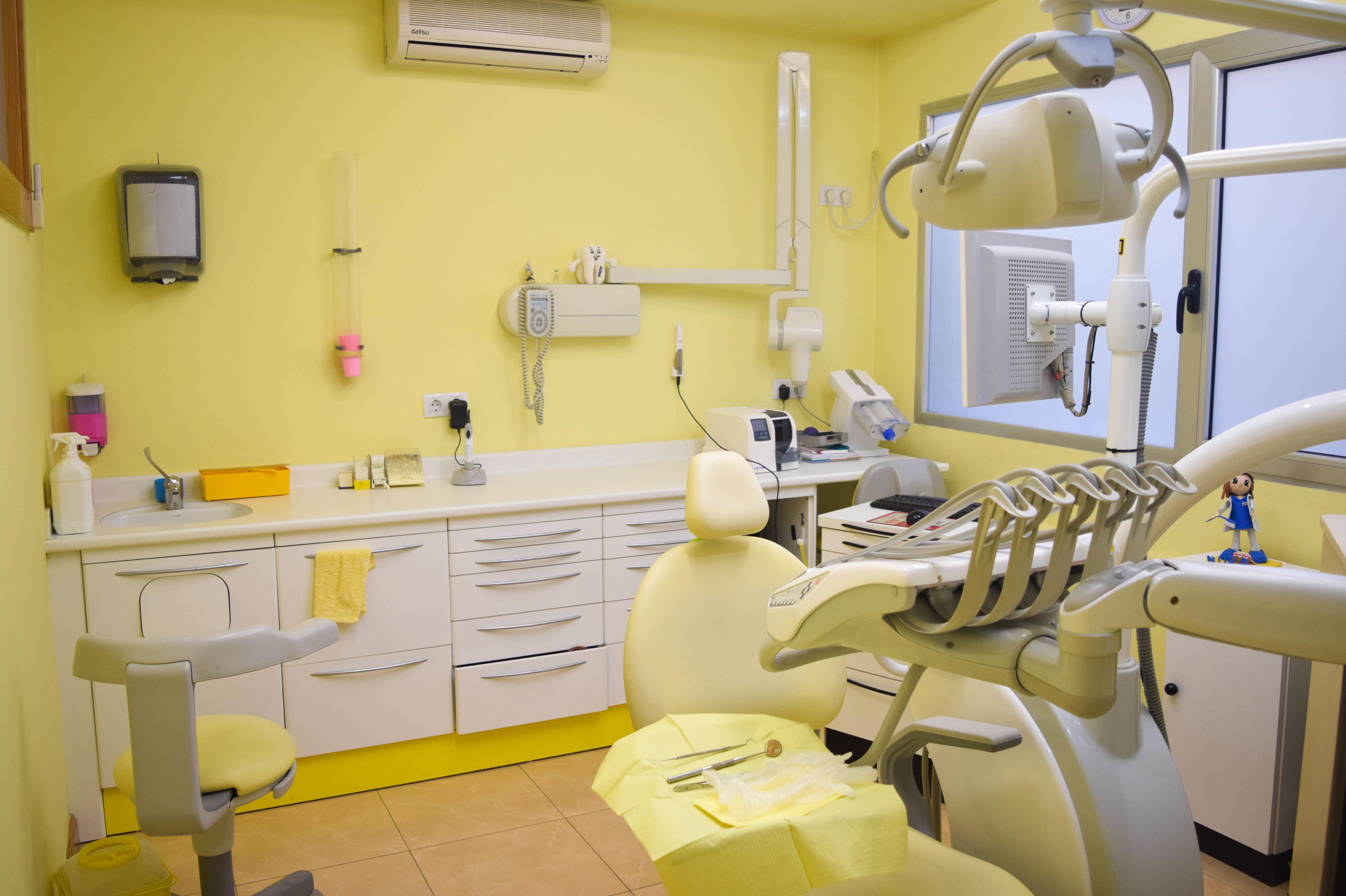 Gabinetes adaptados a la conformidad del paciente
