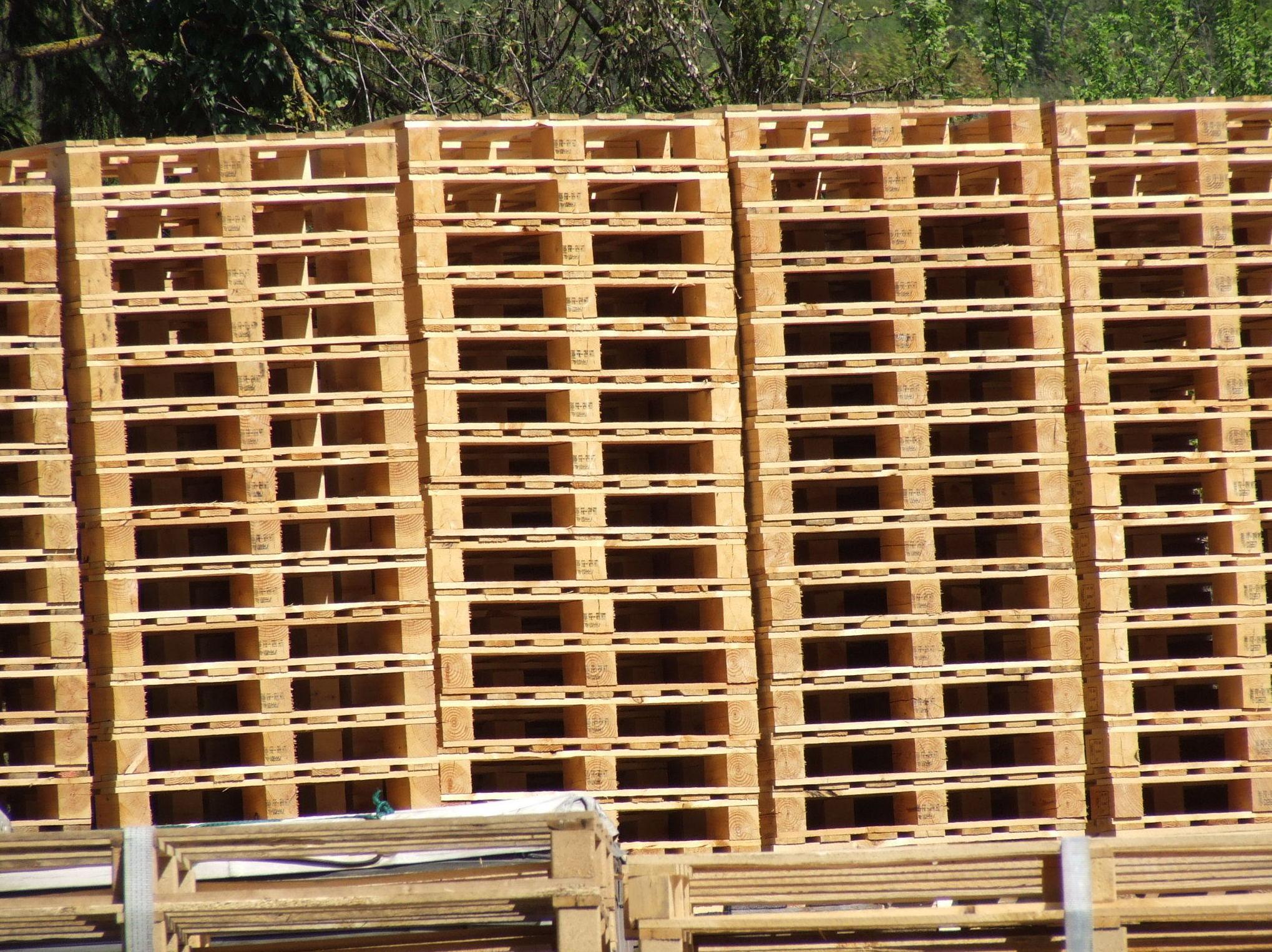 Palets de madera europeos Alcalá de Henares