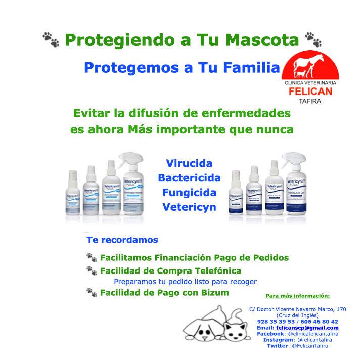 Protegiendo a Tu Mascota    -    Protegemos a Tu Familia