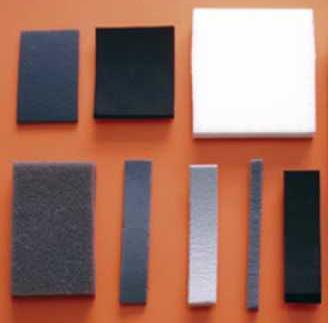 Bandas caucho esponjoso: Productos de Rovalcaucho
