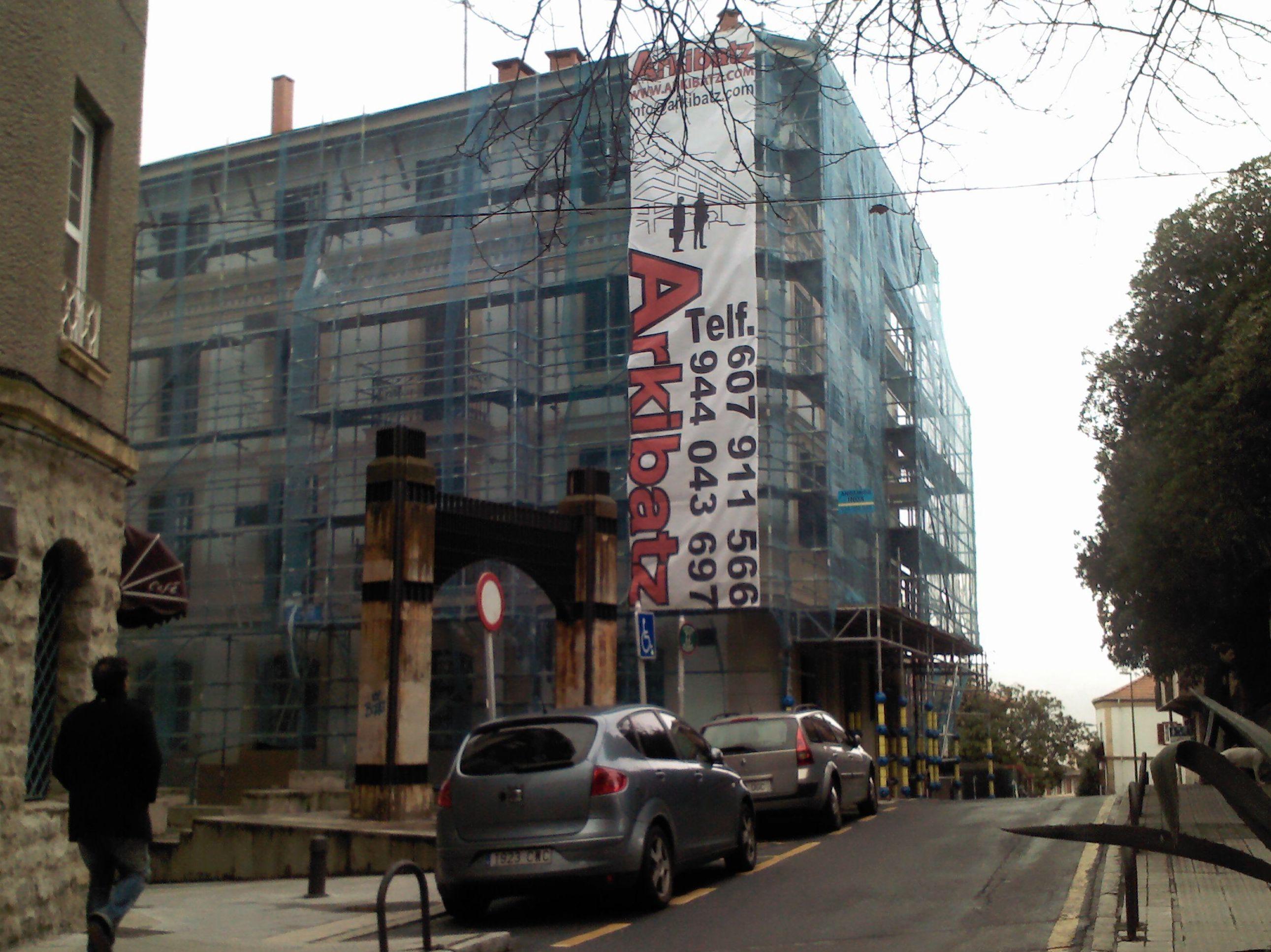 Foto 23 de Empresas de construcción en Getxo | Arkibatz