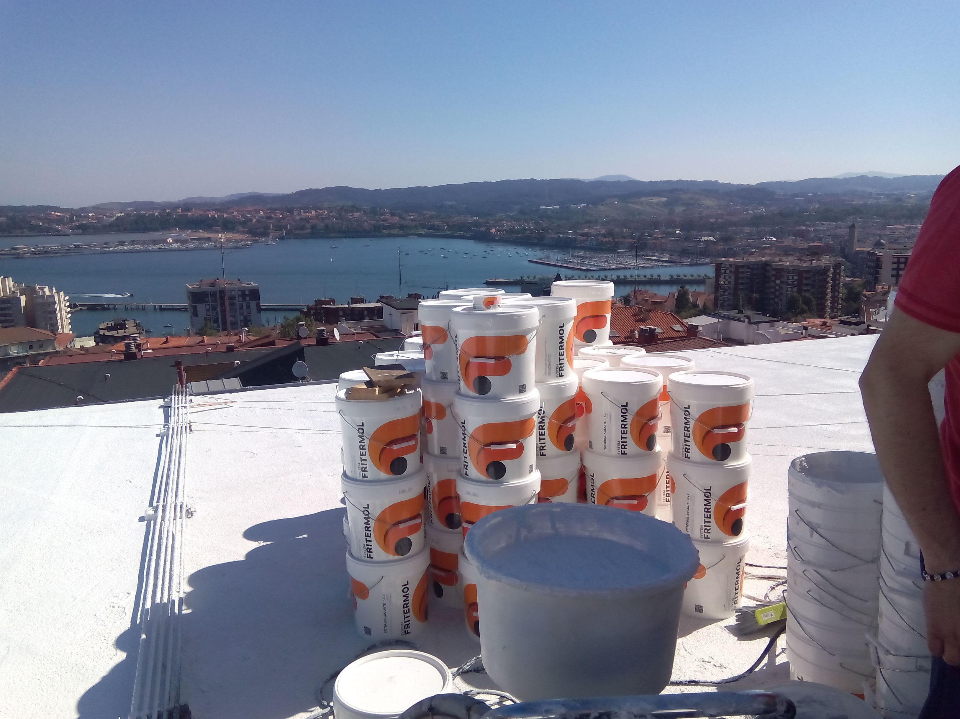 Foto 14 de Empresas de construcción en Getxo | Arkibatz