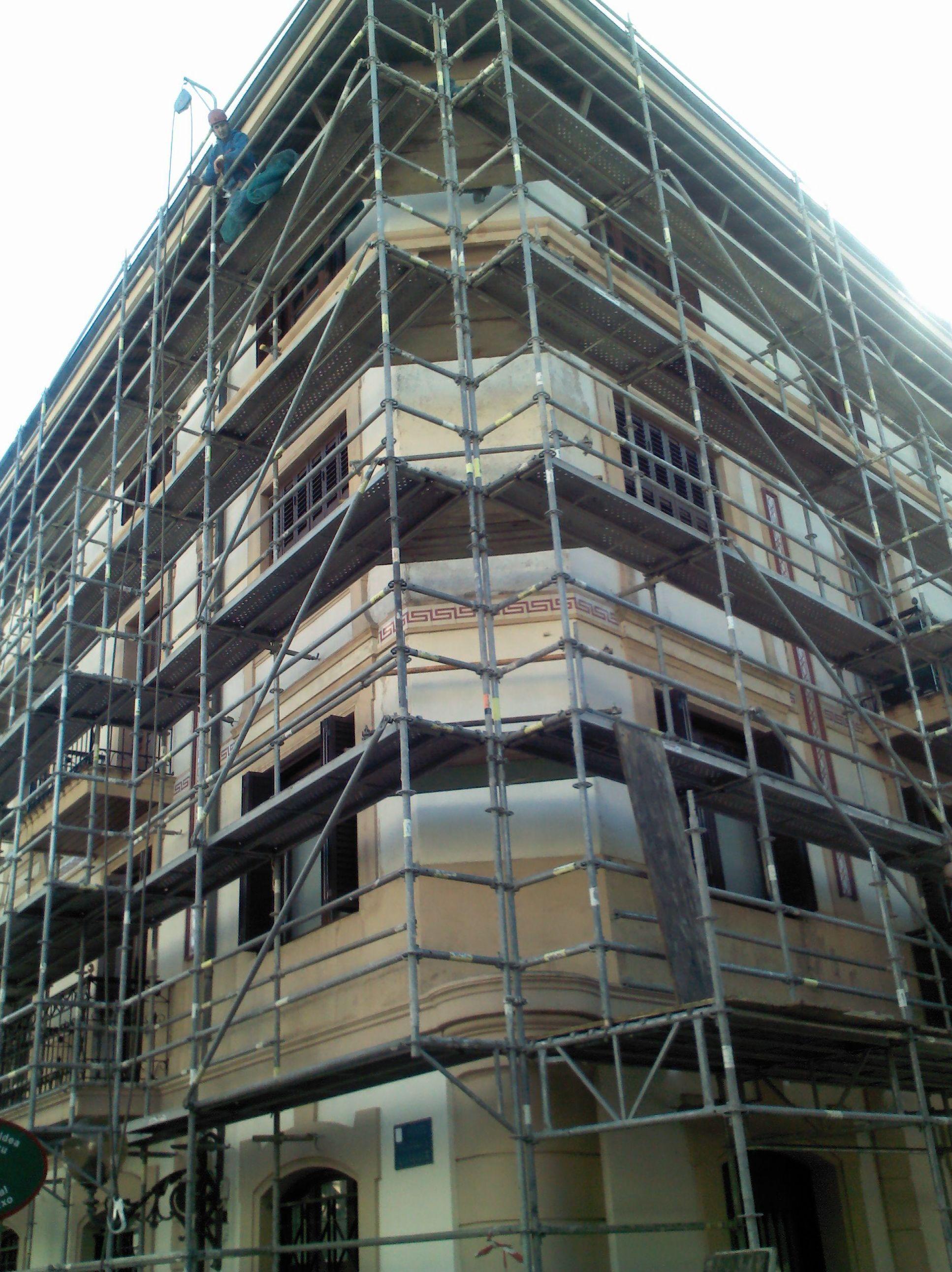 Foto 21 de Empresas de construcción en Getxo | Arkibatz