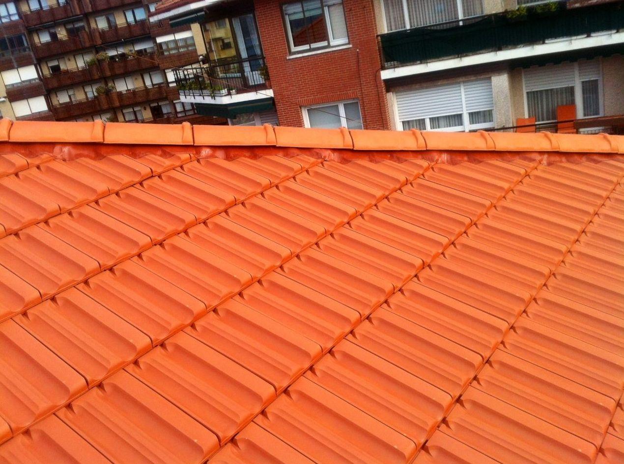 Foto 28 de Empresas de construcción en Getxo | Arkibatz