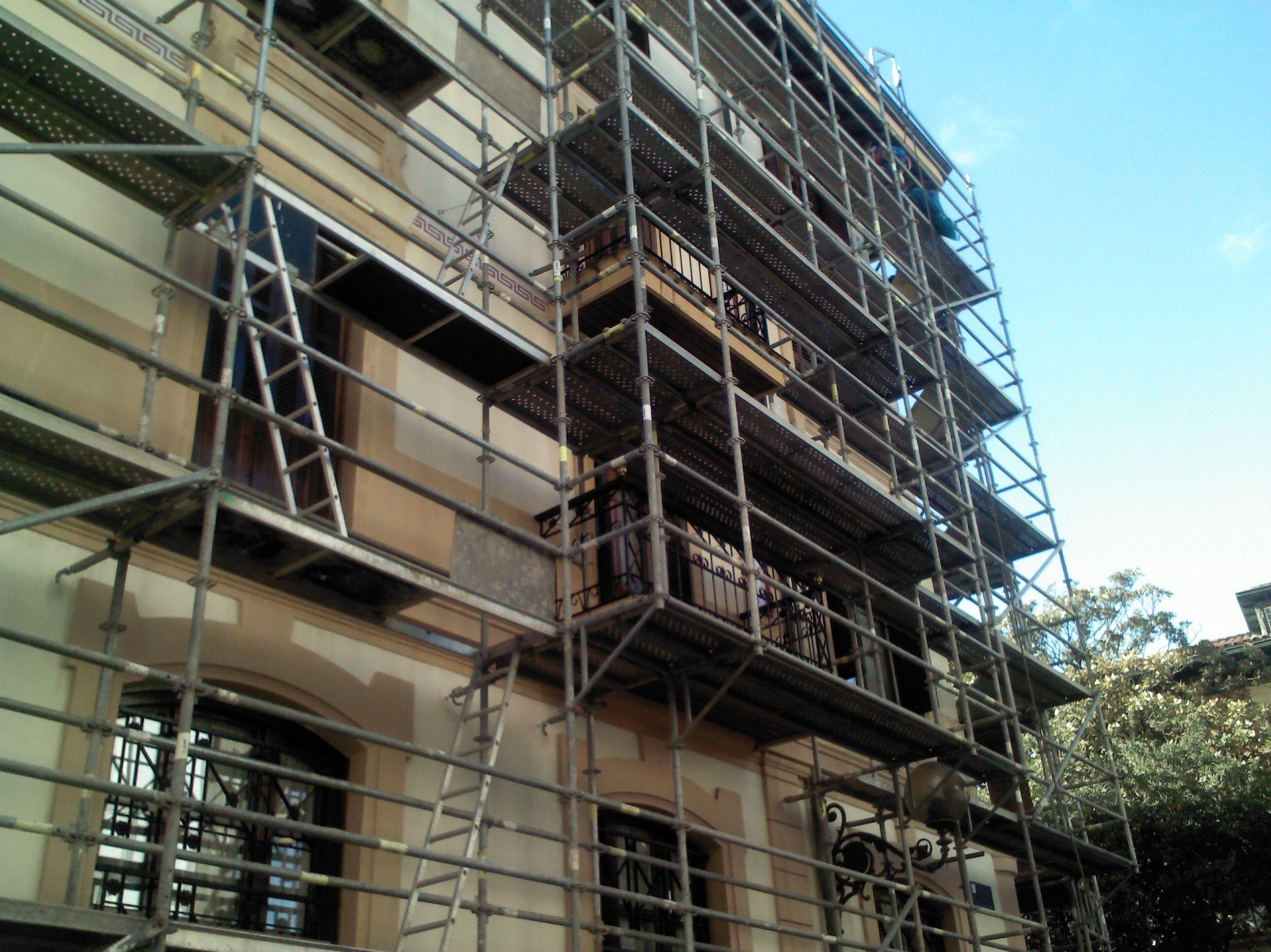 Foto 20 de Empresas de construcción en Getxo | Arkibatz
