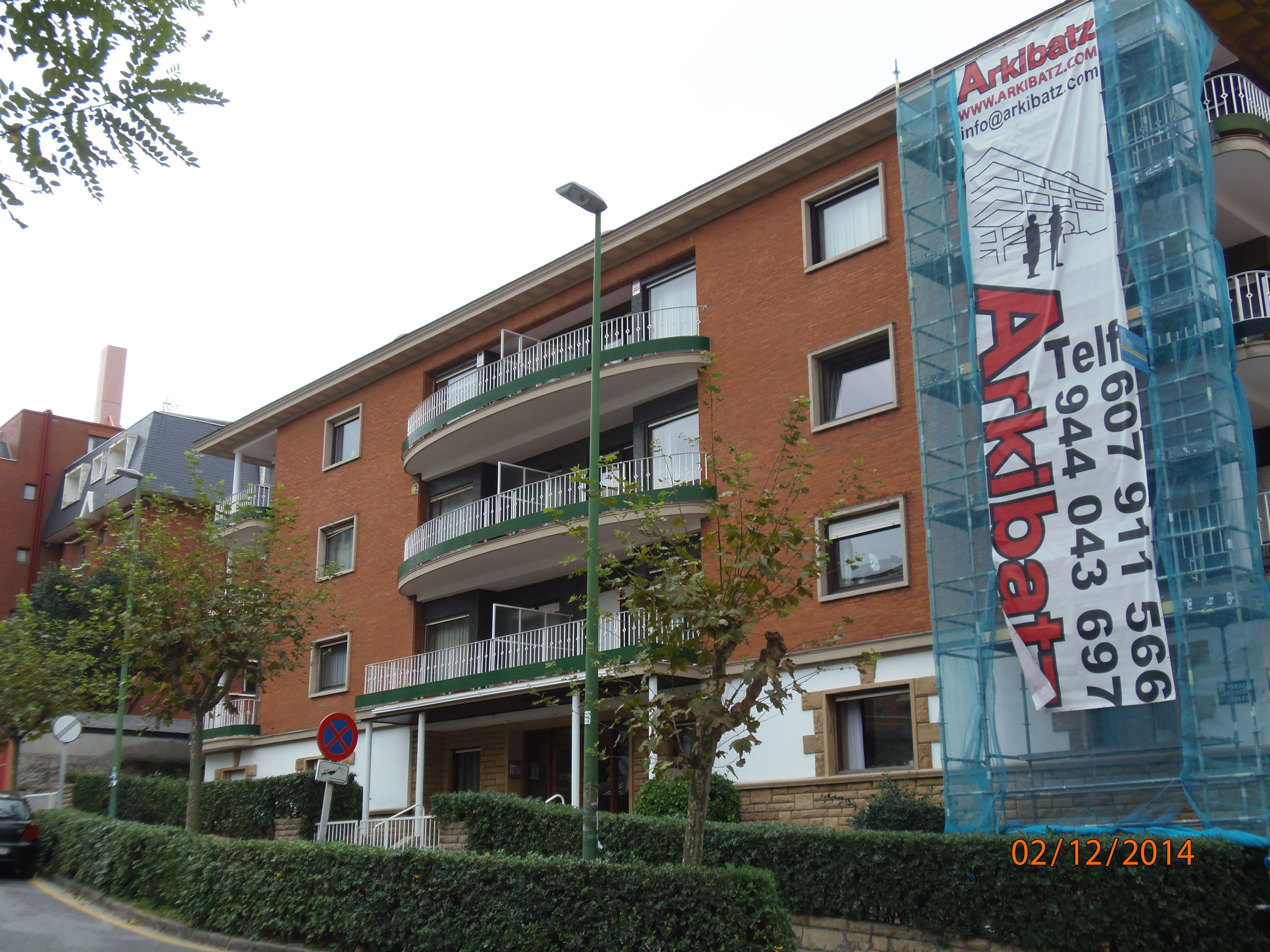 Foto 44 de Empresas de construcción en Getxo | Arkibatz