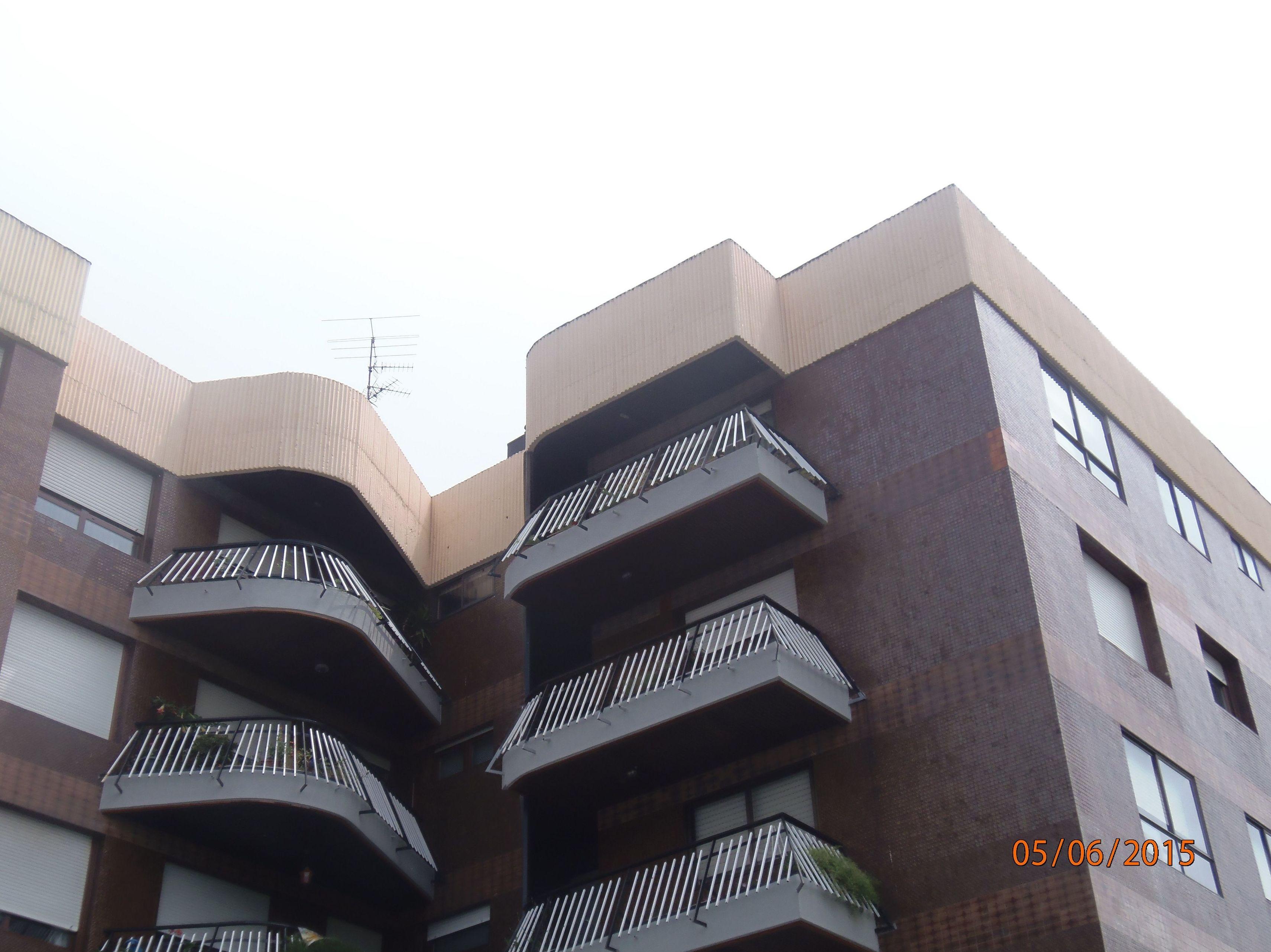 Instalación de Balcones