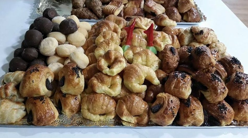 Diversidad de pastelitos