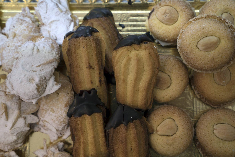 Obrador de pastelería en Durango
